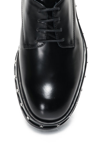 Tosca Blu Pantofi wedge de piele Civetta Femei