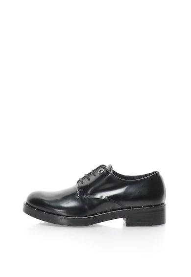 Tosca Blu Pantofi de piele cu nituri Groden Femei