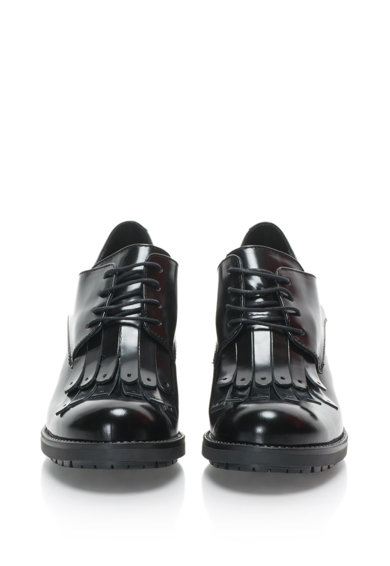 Tosca Blu Pantofi de piele cu toc masiv Femei