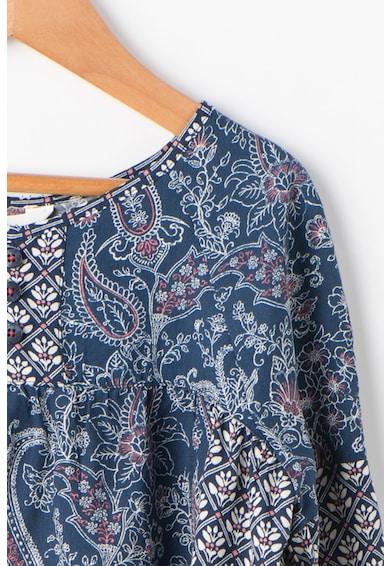 Pepe Jeans London Bluza cu imprimeu floral Sarina Fete