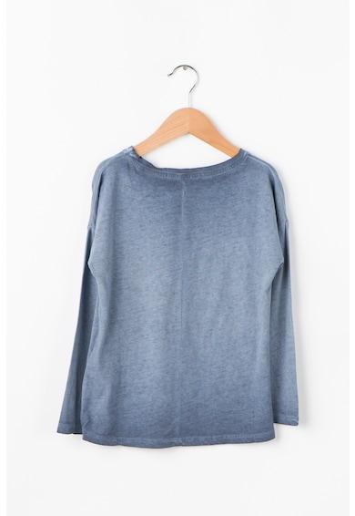 Pepe Jeans London Bluza cu imprimeu si terminatie rotunjita CLEMENTINE Fete