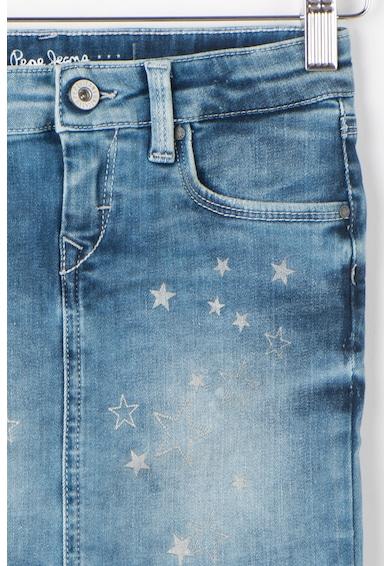 Pepe Jeans London Fusta din denim Twinkle Fete