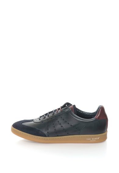 Ted Baker Orlee Bőr&Nyersbőr Sneakers Cipő férfi