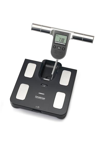 Omron Уред за измерване на телесни мазнини  BF 508, 4 потребителя, 6 функции, 150 кг, Черен Жени