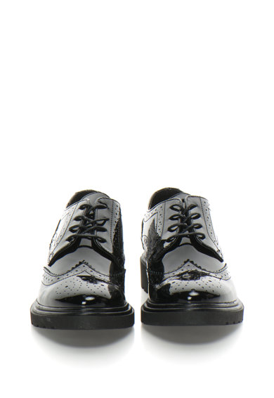 Aldo Pantofi brogue de piele lacuita Kedelani Femei