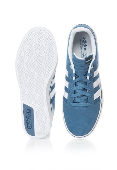 f072be1f70 Hawthorn ST Kék Nyersbőr Sportcipő - Adidas NEO (F99225)
