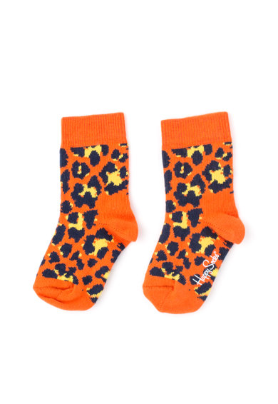 Happy Socks Sosete cu animal print Fete