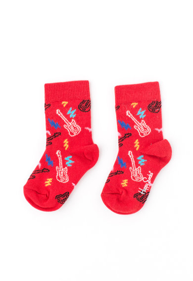 Happy Socks Sosete Guitar Fete
