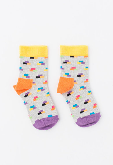 Happy Socks Sosete Brick Fete