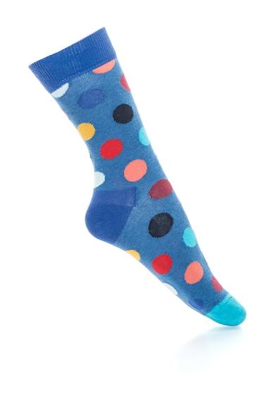 Happy Socks Sosete unisex 3/4 cu buline Big Femei