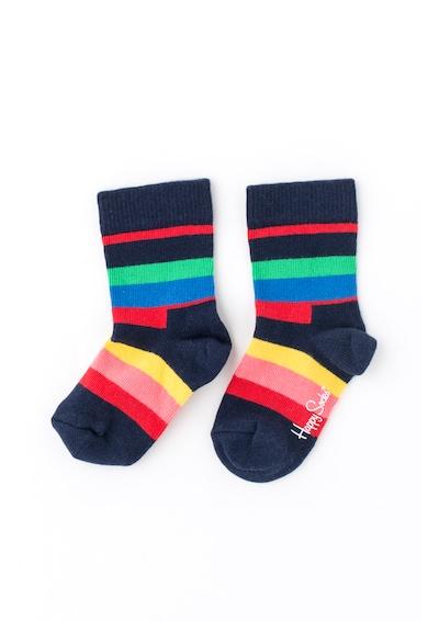 Happy Socks Set de sosete in dungi Pack - 2 perechi Fete