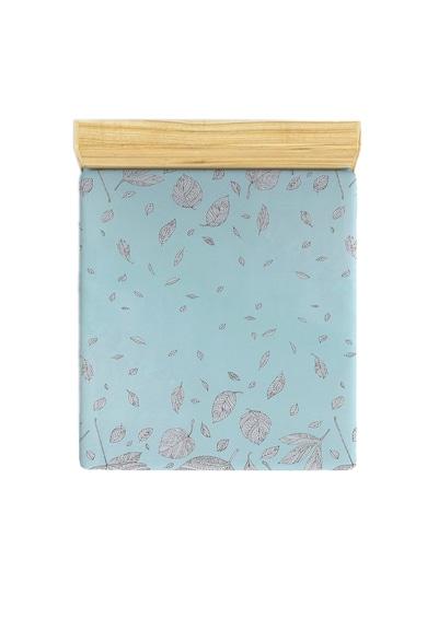 Leunelle Cearsaf cu elastic cu imprimeu floral Femei