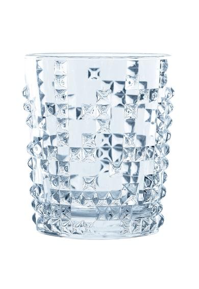 Nachtmann Set 4 pahare whisky  model Punk, sticla cristalina, 348 ml Femei