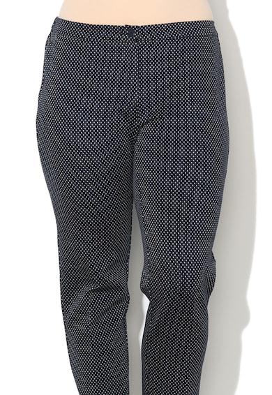 PERSONA BY MARINA RINALDI Pantaloni tigareta din jerseu cu insertie elastica Opale Femei