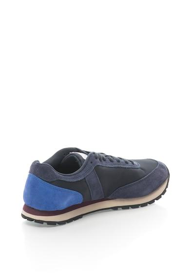 Bensimon Pantofi sport cu garnituri de piele intoarsa Femei