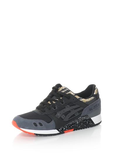 Asics Pantofi sport unisex cu model grafic Gel Lyte III Femei