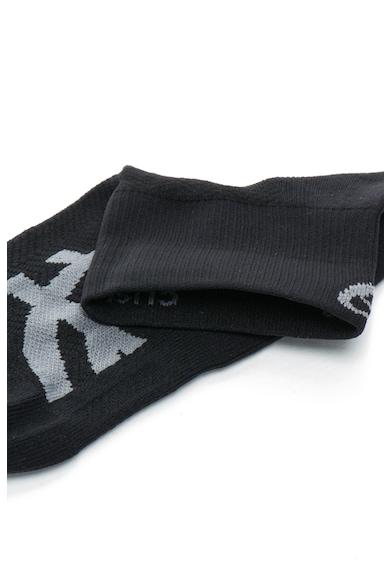 Asics Унисекс омекотени чорапи за бягане - 2 чифта Жени