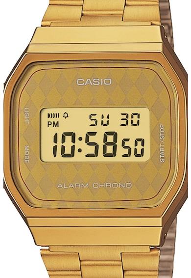 Casio Унисекс часовник с метална верижка Жени