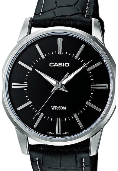 Casio Collection Karóra Bőrszíjjal férfi