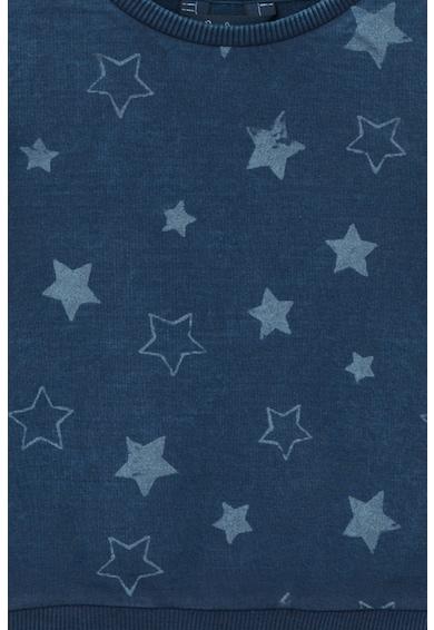 Pepe Jeans London Bluza sport cu model cu stele Fete