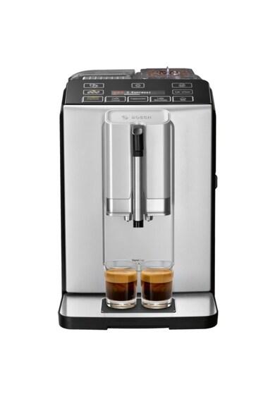 BOSCH Кафеавтомат  , 1300W, 15 bar, Керамична мелачка, Автоматично капучино и лате макиато Жени