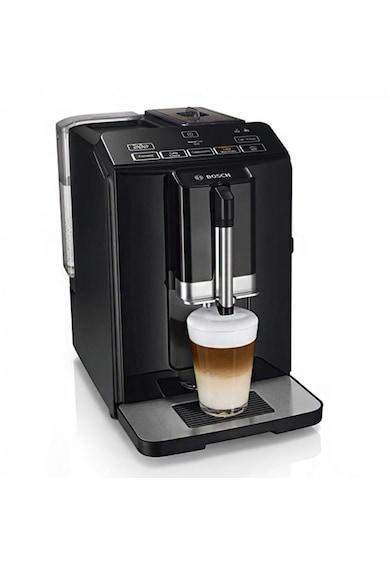 BOSCH Кафеавтомат  , Автоматична, 1300W, 15 Бара, 1.4 л, керамична мелачка, Съд за мляко MilkMagic Pro, Черен Жени