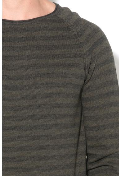 Jack&Jones Pulover din tricot fin Union 1 Barbati