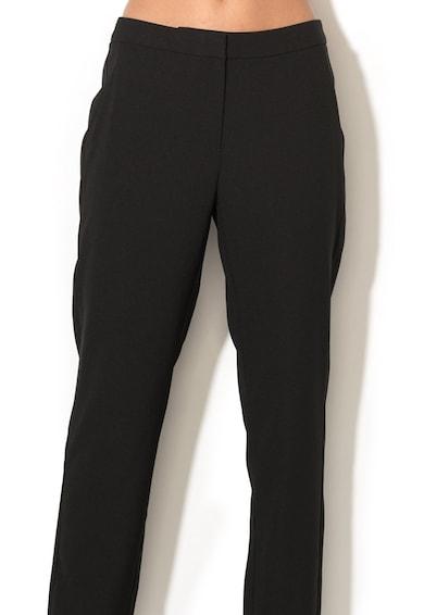 Vero Moda Pantaloni crop cu buzunare false cu refliet Fenya Femei
