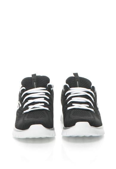 Skechers Pantofi sport din plasa Graceful Get Connected Femei