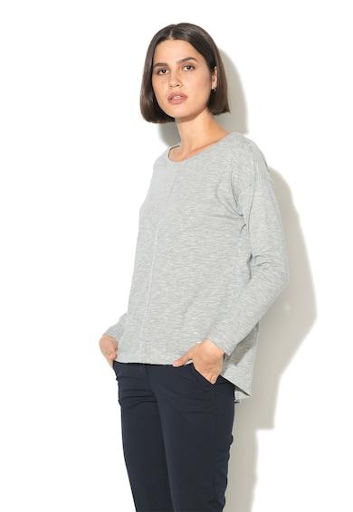 United Colors of Benetton Bluza in dungi cu slit pe partea din spate Femei