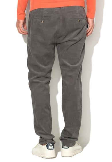 United Colors of Benetton Pantaloni slim fit din reiat Barbati
