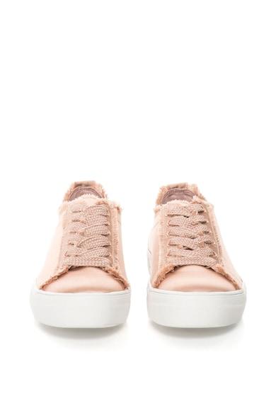 Steve Madden Pantofi sport cu aspect satinat Greyla Femei