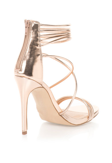 Steve Madden Sandale stiletto cu barete multiple Answer Femei
