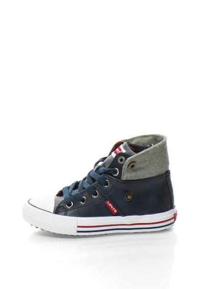 Levi's Anchorage Magas Szárú Sneakers Cipő Fiú