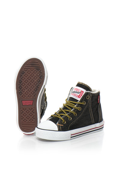 Levi's Original Red Tab Farmer Sneakers Cipő Műszőrmével Fiú