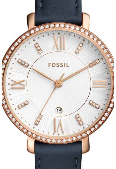Fossil Ceas decorat cu cristale Jacqueline Femei