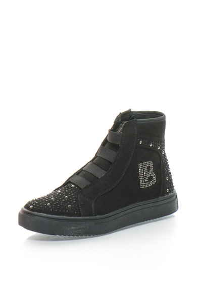 Laura Biagiotti Pantofi sport cu strasuri Femei
