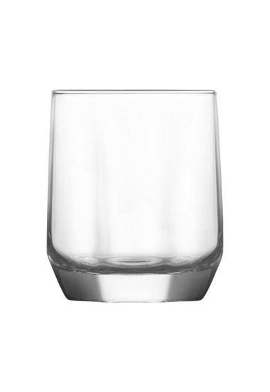 LAV Set 6 pahare de apa  Diamond, 215 ml Femei