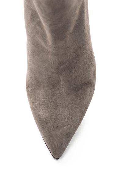 Zee Lane Botine stiletto de piele intoarsa 1 Femei