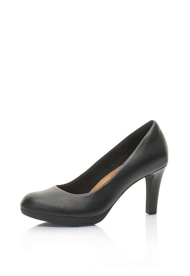 Clarks Обувки с висок ток Жени