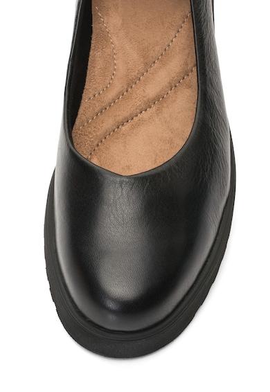 Clarks Pantofi de piele Bellevue-Park Femei