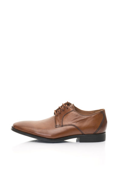 Clarks Gilman Derby Bőrcipő férfi