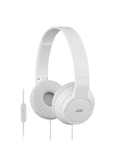JVC Casti audio cu banda  HA-SR185, tip DJ, Ultrausoare, Control Telefon Femei
