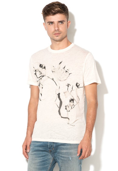Diesel Тениска Joe с фигурална щампа 10 Мъже