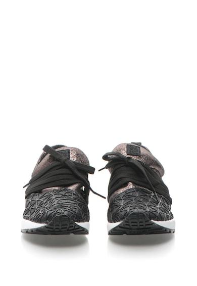 Colors of California Pantofi sport cu particule stralucitoare Fete