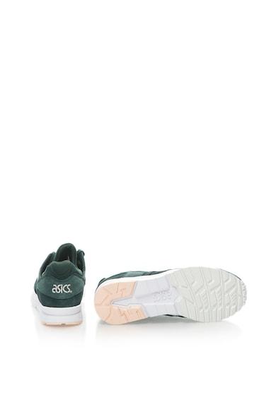 ASICS Tiger Pantofi sport de piele intoarsa si piele Gel-Lyte V Femei