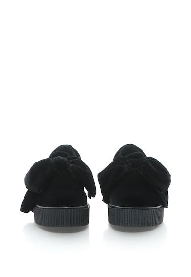 Gioseppo Pantofi slip-on flatform de catifea Femei