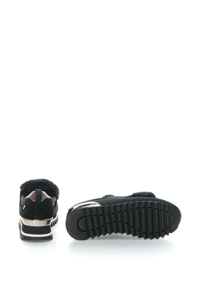Gioseppo Bebújós Sneakers Cipő Műszőrme Szegéllyel női