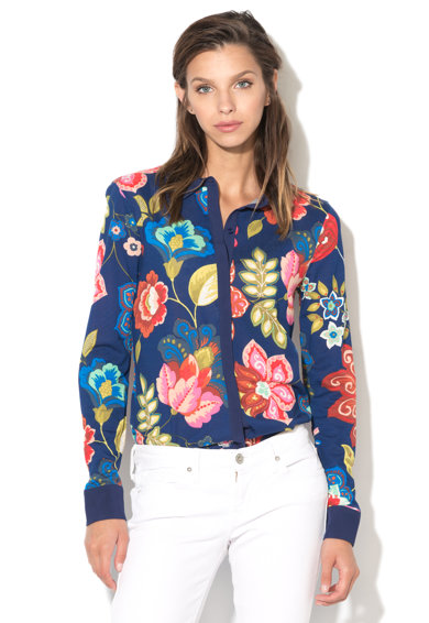 DESIGUAL Camasa cu imprimeu floral 2 Femei