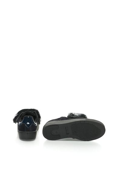 Oakoui Спортни обувки от велур с велкро и еко пух Жени